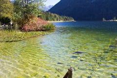 Mittenwald Lake Ferchen Royalty Free Stock Image