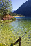 Mittenwald Lake Ferchen Royalty Free Stock Images