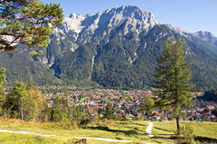 Mittenwald Stock Images