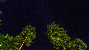 Mitternachtshimmel Stockbilder