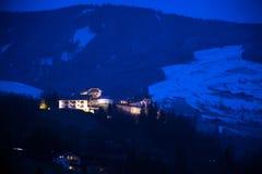 Mittersill Palace, Pinzgau, Austria Royalty Free Stock Image