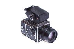 Mittler-Format Kamera Stockfotografie