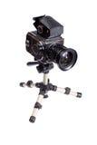 Mittler-Format Kamera Lizenzfreie Stockbilder