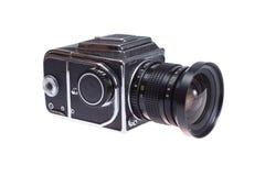 Mittler-Format Kamera Stockbild