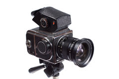 Mittler-Format Kamera Lizenzfreies Stockfoto