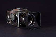 Mittler-Format Kamera Lizenzfreie Stockfotografie