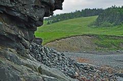 Mittlerer Bucht-Strand Lizenzfreie Stockfotografie
