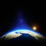 Mittlerer Osten Stockfoto