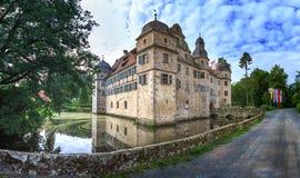 Wasserschloss Mitwitz Stock Photos