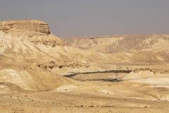 Mitzpe Ramon, Israele immagine stock