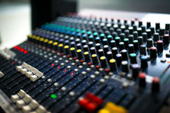 Mix audio Stock Photos