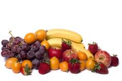 Mix av frukter arkivbild