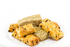 Mix bakery Stock Images
