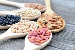 Mix bean Stock Images
