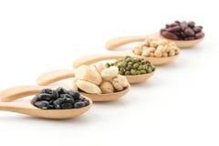 mix beans Stock Image