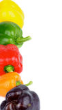 Mix Bell Peppers Stock Photos