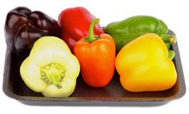 Mix Bell Peppers Royalty Free Stock Image