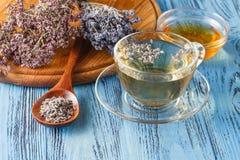 Mix of bio herbal tea Stock Photo