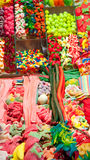 Mix of candy Stock Image