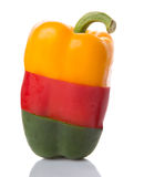 Mix Colored Bell Pepper III Royalty Free Stock Photos