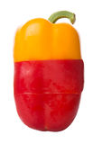 Mix Colored Bell Pepper IV Royalty Free Stock Photography