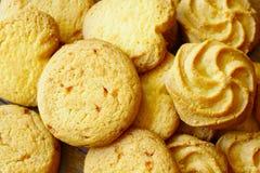 Mix of cookies Stock Photo