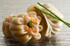 Mix of dim sum Royalty Free Stock Photography