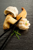 Mix of dimsum Stock Photography