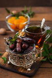 Mix dried fruits royalty free stock image