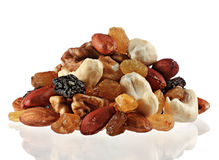 Mix dry fruit Royalty Free Stock Photography