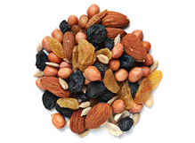 Mix dry fruit Royalty Free Stock Photo