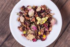 Mix Flower Tea Stock Image