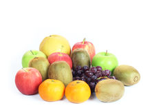 Mis fresh fruit Royalty Free Stock Image