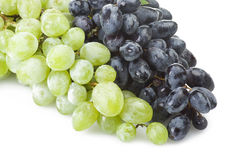 Mix of freshness grape stock images