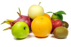 Mix fruit Royalty Free Stock Photo