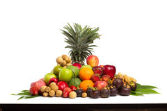 Mix fruit Royalty Free Stock Photography