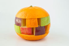 Mix fruit Stock Photo