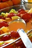 Mix Fruit And Juice Royalty Free Stock Image