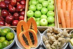 Mix fruit Royalty Free Stock Images