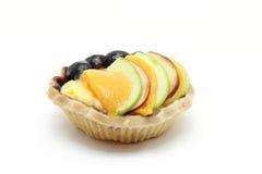 Mix Fruit Tart Stock Image