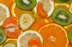 MIX FRUITS. Background.Fresh fruits.Healthy eating, dieting concept, clean eating Stock Images