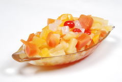 Mix Fruits Bowl Royalty Free Stock Image