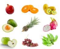 Mix fruits Stock Photo