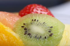 Mix fruits Stock Image