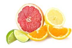 Mix Fruits Royalty Free Stock Image
