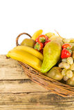 Mix of fruits Royalty Free Stock Photo