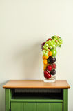Mix Fruits On The Table Stock Image