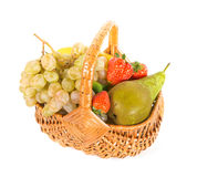 Mix of fruits Stock Photography
