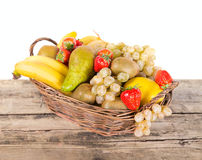 Mix of fruits Royalty Free Stock Photography