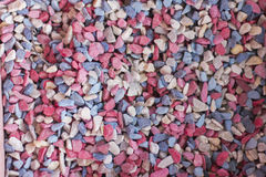 Mix gravel Stock Image